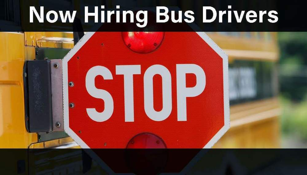 MCPS Transportation Department now hiring bus drivers