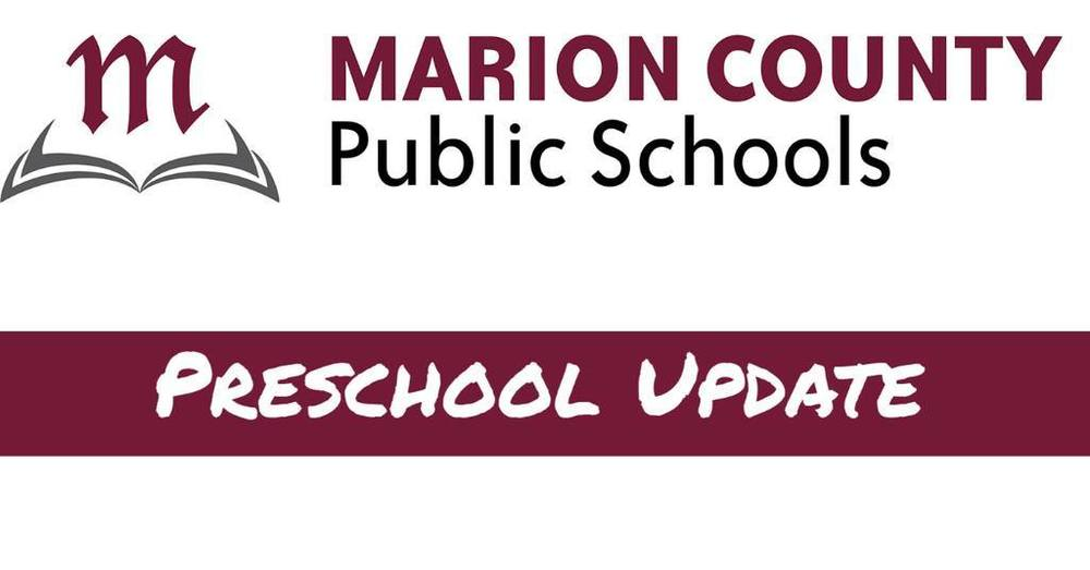 Preschool update for March 1-5
