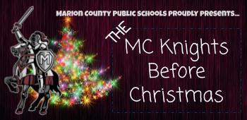 VIDEO: The MC KNIGHTS Before Christmas, a virtual Christmas music program