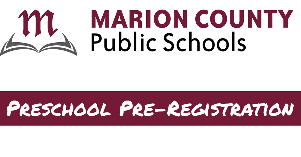 Preschool pre-registration form now available