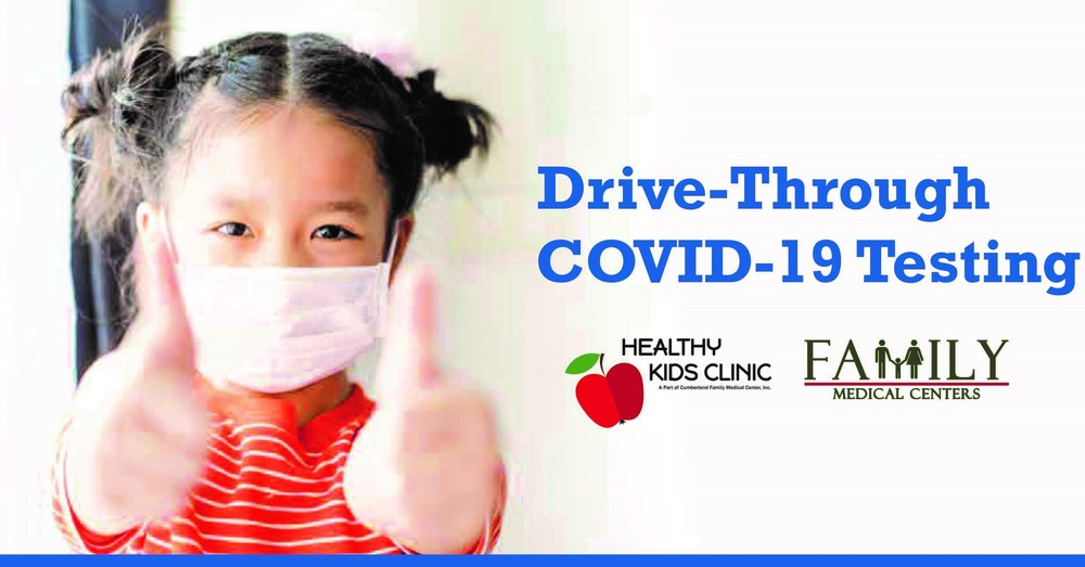 Healthy Kids Clinic continuing to provide Covid-19 testing on Mondays at MCHS