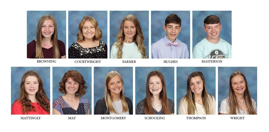 Eleven selected to join MCPS Student Ambassadors